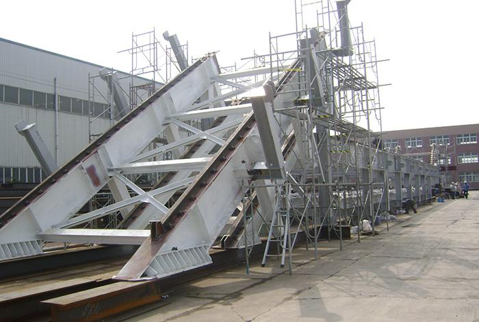 工业设备钢架_江苏常盛钢结构工程有限公司